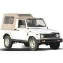 Bâche de remplacement Suzuki/Santana SJ Samurai Chassis long